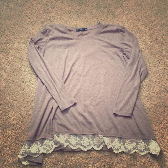 b6dd192e72b sanifer Tops | Boutique Tunic Sweater | Poshmark